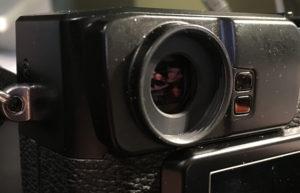 X-Pro1 viewfinder